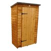 Forest Garden 3.5 Ft. x 2 Ft. Wooden Tool Shed