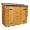 Forest Garden 6 Ft. W x 2.5 Ft. D Wooden Lean-To Shed