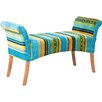 KARE Design Motley Very Irish Upholstered Bedroom Bench