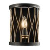 Endon Lighting 1 Light Flush Candle Sconce