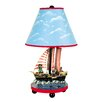 "Guidecraft Pirate 3-D 18"" Table Lamp"