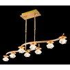 Paul Neuhaus Oberon 8-Light Pendant Light