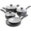 Gibson Worthington 8 Piece Cookware Set