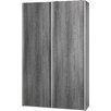 CS Schmal Soft Smart 2 Door Sliding Wardrobe