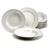 Creatable Maria Theresia 12 Piece Dinnerware Set, Service for 6