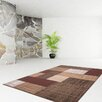 Kayoom Funky Coffee Area Rug