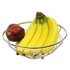 Home Basics Flat Wire Fruit Bowl