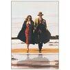 "House Additions ""The Road to Nowhere"" by Vettriano Art Print Plaque"