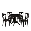 Breakwater Bay Williamsburg 5 Piece Dining Set