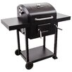 Char-Broil Charcoal Grill 580 with Side Shelves