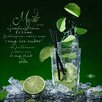 Pro-Art Mojito Painting Print Glass Art
