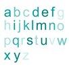Wallpops Home Decor Line Alphabet Wall Decal Wayfair