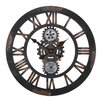 Homestead Living 59cm Analogue Wall Clock