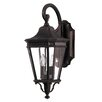 Feiss Cotswold 2 Light Outdoor Wall Lantern