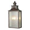 Elstead Lighting Balmoral 3 Light Outdoor Wall lantern