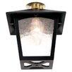 Elstead Lighting York 1 Light Outdoor Hanging Lantern