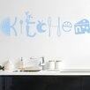 Cut It Out Wall Stickers Assorted Kitchen Sign Wall Sticker
