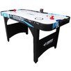 Triumph Sports USA Defense 5' Air Powered Hockey Table with Electronic Scorer