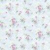 "Norwall Wallcoverings Inc Pretty Prints IV 32.7' x 20.5"" Mini Spring Time Trail Wallpaper"