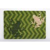 House Additions Frogs Doormat