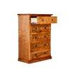 Forest Designs Cottage 5 Drawer Dresser