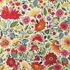 Clarke&Clarke Artbook 10.05m L x 70cm W Floral and Botanical Roll Wallpaper