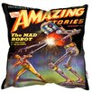 We Love Cushions Pulp FictionMagazines Scatter Cushion