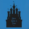Cut It Out Wall Stickers Once Upon A Time - Fairytale Castle Wall Sticker