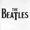 Cut It Out Wall Stickers The Beatles Logo Door Room Wall Sticker