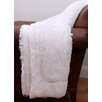 Webb Fur Decorative Throw