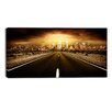 Design Art World's End Landscape Photographic Print on Wrapped Canvas