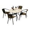 Summer Terrace Romano 4 Seater Dining Set