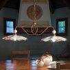 Ferroluce Sirmione 2 Light Kitchen Island Pendant