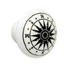 House Additions Compass Mushroom Knob (Set of 4)