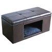 HomePop Comfy Pet Bed Bench