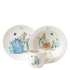 Beatrix Potter 3 Piece Peter Rabbit Nursery Set