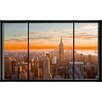 NEXT! BY REINDERS New York Fenster II Photographic Print