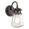 Kichler Lyndon 1 Light Outdoor Wall Lantern
