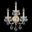 Schonbek Century 3-Light Wall Sconce