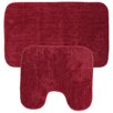 Sealskin Doux 2 Piece Bathmat Set