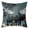 I-like-Paper Die Tiefe des Meeres Cushion Cover