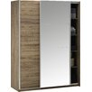 Home Etc Glass Sliding Wardrobe