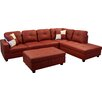 Andover Mills Russ Sectional (Set of 3)
