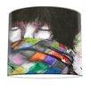 I-like-Paper Rainbow Warrioraus Tyvek 30cm Lampshade