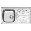 Reginox Beta 10 78 x 43cm Kitchen Sink