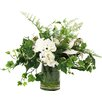 Creative Displays, Inc. Faux English Ivy & Hydrangea