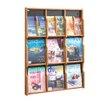 Safco Expose Wall Mounted Magazine Rack
