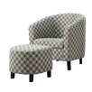 Mercer41 Riggle Velvet Club Chair Amp Reviews Wayfair Ca