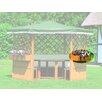 dCor design Planter Box for Torrino und Tivoli Pavillion