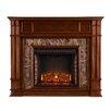 Alcott Hill Moffett Heartwood Electric Fireplace